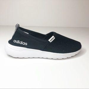 Adidas Cloudfoam Lite Racer Slip Ons Size 9